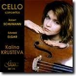 CELLO CONCERTOS - R. SCHUMANN, E. ELGAR-Cello and Symphony Orchestra-Cello Collection