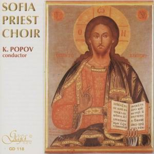 Sofia Priest Choir - Popov, Kiril - conductor-Choir-Sacred Music