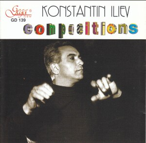 KONSTANTIN ILIEV - COMPOSITIONS-Orchestra-Orchestral Works