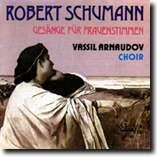 ROBERT SCHUMANN - Gesänge für Frauenstimmen-Choir-Choral Collection