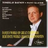 FAMOUS WORKS OF GREAT COMPOSERS - BERÜHMTE WERKE GROSSER KOMPONISTEN-Piano-Instrumental