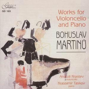 Bohuslav Martinů - Works for Violoncello and Piano-Piano and Cello-Instrumental