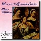 "SOFIA ""MADRIGAL"" CHOIR - Monteverdi - Gesualdo - Schütz - STOYAN KRALEV, conductor-Choir-Baroque"
