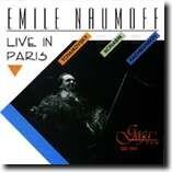 EMILE NAOUMOFF, piano - Live in Paris-Piano-Instrumental