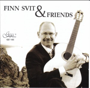 FINN SVIT & FRIENDS-Guitar Music-Instrumental