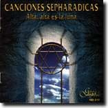 CANCIONES SEPHARADICAS - Alta, alta es la luna -Vocal and Piano-Vocal Collection