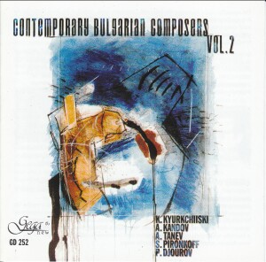 CONTEMPORARY BULGARIAN COMPOSERS - Vol. 2-Orchestra-Orchestral Works