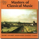 MASTERS OF CLASSICAL MUSIC - Vol. 5-Viola