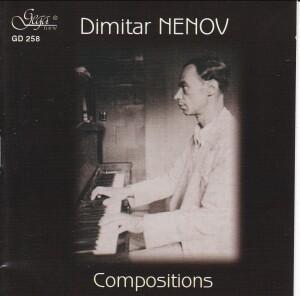 DIMITAR NENOV - COMPOSITIONS-Piano