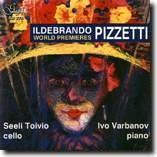 ILDEBRANDO PIZZETTI-Piano and Cello-Instrumental