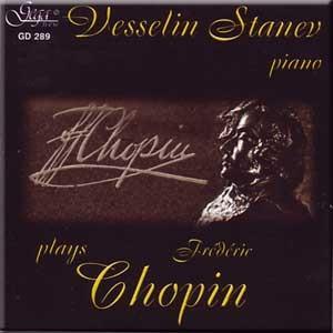 Chopin - 12 Etudes, Op.10 / Op. 25 - Vesselin Stanev -Piano-Great Performers