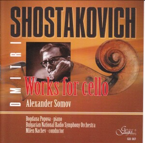 DMITRI SHOSTAKOVICH - Works for Cello - Alexander Somov, violoncello-Piano and Cello-Cello Collection