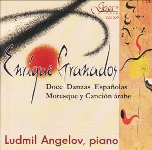 ENRIQUE GRANADOS - LUDMIL ANGELOV, piano-Piano-Instrumental