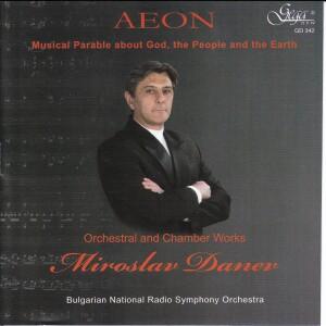 MIROSLAV DANEV-Chamber Orchestra-Orchestral Works