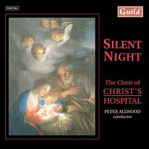 Silent Night - Christmas Carols with The Choir of Christs Hospital-Cathedral Choir-Sacred Music