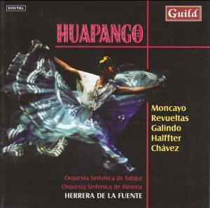 Huapango • Music by Moncayo • Revueltas • Galindo • Halffter • Chávez-Orchestra-World Music