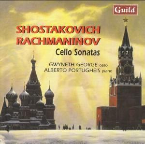 20th Century Russian Cello and Piano Sonatas by Shostakovich and Rachmaninov - -The Great Composers