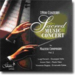 SACRED MUSIC OF THE 19TH CENTURY BY MALTESE COMPOSERS - Vol. 2-Choir-Sacred Music