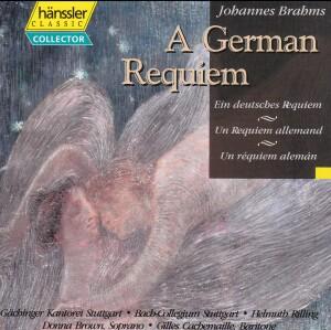 J. Brahms - German Requiem-Choir-Sacred Music
