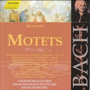 J. S. Bach - Motets-Sacred Music