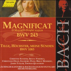 J. S. Bach - Magnificat and other Minor Sacred Works-Sacred Music