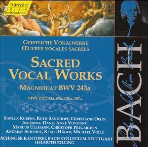 J. S. Bach - Sacred Vocal Works-Sacred Music