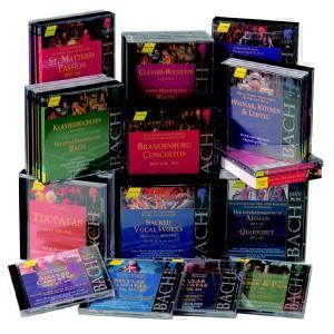 J. S. Bach - Bach Gesamtset - englisch (172 CDs)-Sacred Music
