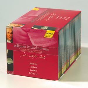J. S. Bach - Cantatas: Box 2-Sacred Music