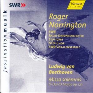 L. van Beethoven - Missa solemnis-Choir