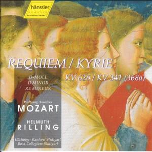 W. A. Mozart -Requiem & Kyrie d-Moll-Choir-Sacred Music