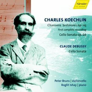 Ch. Koechlin  - Chansons bretonnes op. 115 & Cello Sonata op. 66-Chamber Music