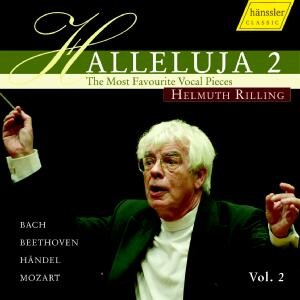 Halleluja Vol. 2 - The Most Favourite Vocal Pieces-Choir-Choral Collection
