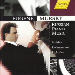 Russian Piano Music - A. N. Scriabin, S. Rachmaninov, S.S. Prokofiev-Instrumental