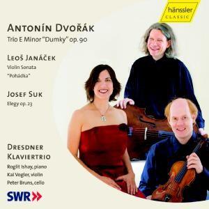 "Dvorak, Janacek, Suk - Trio E Minor ""Dumky"" op. 90-Chamber Music"