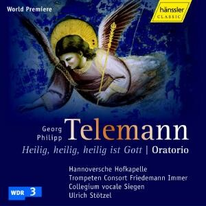 G. Ph. Telemann  - Heilig, heilig, heilig ist Gott - Oratorio-Sacred Music