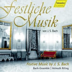 Festliche Musik von Johann Sebastian Bach-Sacred Music