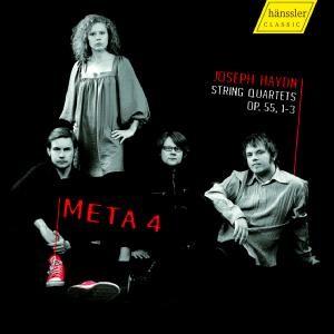 J. Haydn - String Quartets op. 55,1-3-Chamber Music