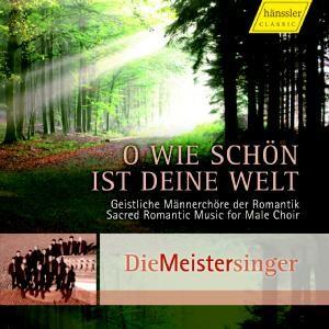 Music for Male Voice Choir-Sacred Music