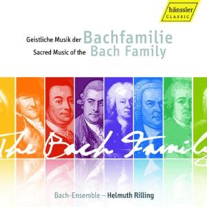 Sacred Music of the Bach Family-Sacred Music