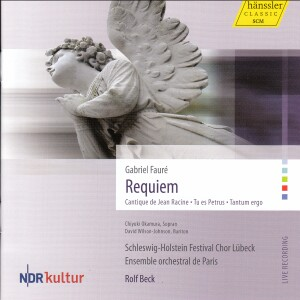 Gabriel Fauré - Requiem Op.48Schleswig Holstein Festival Edition -Organ-Instrumental