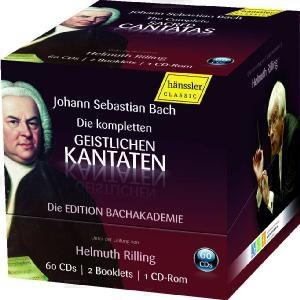 J.S. Bach - The complete Curch Cantatas Box-Choir-Sacred Music