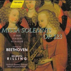 L. van Beethoven - Missa Solemnis Op. 123-Sacred Music