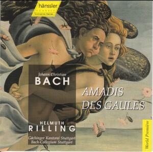J. Ch. Bach -  Amadis des Caules - H. Rilling-Sacred Music