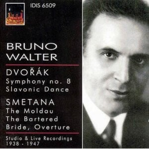 Bruno Walter Conducts Dvorák and Smetana-Orchestra-Orchestral Works