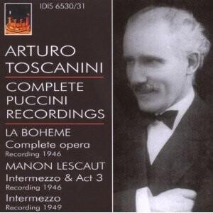 Arturo Toscanini - Complete Puccini Recordings 1946 - 1949-Orchestra-Orchestral Works