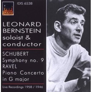 Leonard Bernstein - Soloist and Conductor-Orchester-Orchestral Works