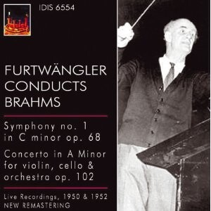Furtwängler Conducts Brahms-Orchester-Orchestral Works