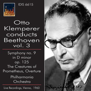 Otto Klemperer Conducts Beethoven, Vol.3-Voices and Orchestra-Vocal Collection