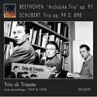 Beethoven - Schubert - Trios-Trio