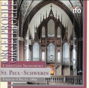 ORGELPROFILE - Schwerin: St. Pauls-Kirche-Organ-Organ Collection